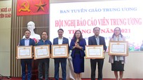 Ngành Tuyên giáo Nghệ An: Tiếp tục sứ mệnh đi trước - mở đường, đi cùng - phát triển