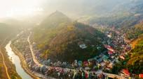 Góc nhìn khác lạ về trung tâm của 11 huyện, thị xã vùng miền núi tỉnh Nghệ An