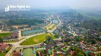 Xây dựng thị trấn Thanh Chương thành đô thị giàu đẹp, văn minh