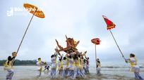 Những hình ảnh đặc sắc của mùa lễ hội Xuân xứ Nghệ 2019
