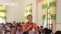 Đại biểu Nguyễn Hữu Cầu: Cần giải quyết sớm việc cấp giấy CNQSD đất cho bà con