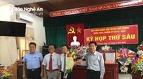 Quế Phong bầu bổ sung chức danh Phó Chủ tịch UBND huyện  