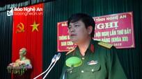 Đảng ủy Quân sự tỉnh thông báo kết quả Hội nghị Trung ương 7 khóa XII