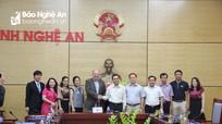 Doanh nghiệp Úc tìm kiếm cơ hội sản xuất, kinh doanh rượu vang tại Nghệ An