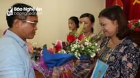 Đô Lương bổ nhiệm, luân chuyển 50 cán bộ, lãnh đạo ngành Giáo dục