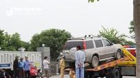 """Xử lý 78 trường hợp """"xe dù"""" lộng hành ở Tp Vinh"""