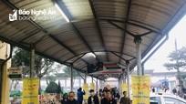 """MobiFone tặng vé tàu tết cho công nhân Nghệ An cùng """"Tết nghĩa tình - Xuân kết nối 2019"""""""