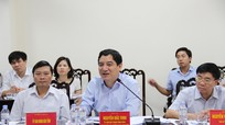Bí thư Tỉnh ủy yêu cầu xử lý nghiêm các vi phạm của cán bộ, đảng viên