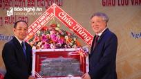 Phát huy truyền thống ngành Tòa án, xây đắp quan hệ hữu nghị Việt Nam - Lào