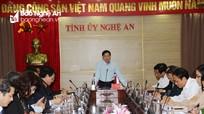 Tập trung giải quyết các vụ án và vụ việc phức tạp, kéo dài ở Nghệ An