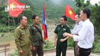 Linh hoạt, sáng tạo trong phối hợp giữa lực lượng biên phòng và các địa phương