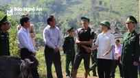 Bộ đội Biên phòng Nghệ An: Khắc dấu ấn đáng tự hào nơi biên cương