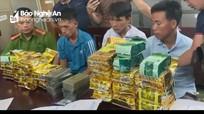 Bắt 3 đối tượng từ Bắc Kạn vào Nghệ An vận chuyển lượng ma túy 'khủng'