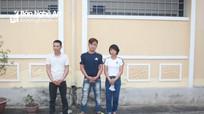 Bắt 3 thanh niên tàng trữ ma túy trong nhà nghỉ