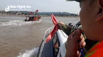Bắt tàu dùng kích điện đánh cá, lấy bình gas chống trả  cơ quan chức năng