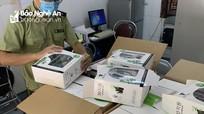 Chủ shop người lớn ở Nghệ An bị phạt