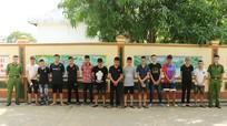 Bắt khẩn cấp băng cướp ở Vinh và Cửa Lò do 2 thanh niên xăm trổ cầm đầu