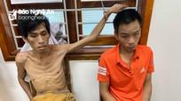 Nghệ An: Kẻ buôn ma túy rút chốt lựu đạn tấn công cảnh sát