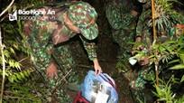 Nghệ An: Đấu súng truy bắt nhóm đối tượng vận chuyển 30 bánh heroin