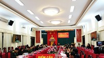 Ngành Nội chính phát huy vai trò cơ quan tham mưu giúp Đảng, Nhà nước trong lãnh đạo, điều hành