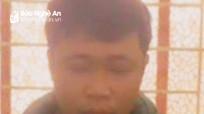 Nghệ An: Bắt thanh niên vận chuyển 3 cá thể tê tê