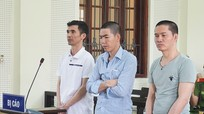 Tuyên 2 án tử hình, 1 án chung thân vụ buôn ma túy liên tỉnh