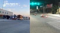 Phát hiện nam thanh niên tử vong cạnh xe máy trên Quốc lộ