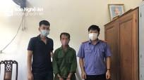 Triệt phá tụ điểm bán lẻ ma túy phức tạp ở Quế Phong