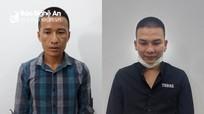 Nghệ An bắt giữ 2 đối tượng cá độ bóng đá qua mạng