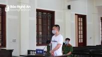 Gã trai 'cõng' 5 tiền án, tiền sự, vừa ra tù lại tiếp tục mua ma túy