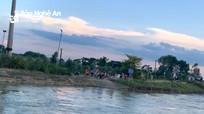 Xuống sông Đào tắm, người đàn ông ở Nghệ An bị nước cuốn mất tích