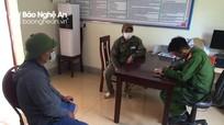 Xử phạt 5 triệu đồng cá nhân vi phạm Chỉ thị 16 tại 'tâm dịch' Chiêu Lưu 