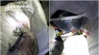 Hai chiến sĩ Công an TP. Vinh bị thương khi vây bắt tội phạm ma túy