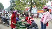 Độc đáo tục xuống chợ ngày 25 tháng Chạp của người Thái Nghệ An