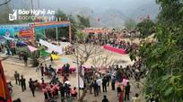 Nô nức đi khai hội đền Pu Nhạ Thầu 2018