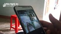 Nghệ An: Xã miền núi lắp camera giám sát công chức
