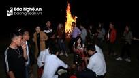 Nhiều hoạt động sôi động đón Giao thừa ở Nghệ An