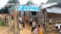 Điểm danh 7 ngôi trường khó khăn nhất Nghệ An trước năm học mới