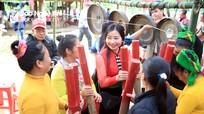 Phó Chủ tịch HĐND tỉnh dự ngày hội Đại đoàn kết toàn dân tại bản khó khăn bậc nhất huyện Quế Phong