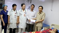 Nơi người bệnh được chăm sóc ân cần như người thân