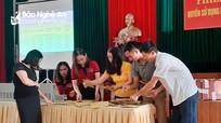 Đấu giá đất ở Nghệ An: Giảm cò, tăng giá