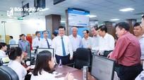 Dấu ấn hoạt động Trung tâm Phục vụ hành chính công Nghệ An