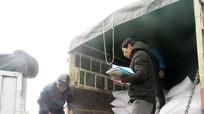 Cấp phát 11.835 kg gạo hỗ trợ các gia đình khó khăn ở Nghĩa Đàn