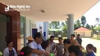 Trao 165 suất cháo miễn phí cho bệnh nhân nghèo Nghĩa Đàn