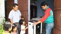 Hơn 1.000 hộ dân được ưu đãi mua máy lọc nước Ro Metro Hà Nội