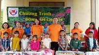 Nhiều hoạt động thiết thực hỗ trợ học sinh và hộ nghèo