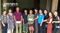 Các địa phương, đơn vị trao quà Tết tới người nghèo, gia đình chính sách