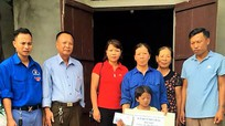 Hoạt động thiện nguyện ủng hộ các hoàn cảnh khó khăn, đối tượng mắc bệnh hiểm nghèo