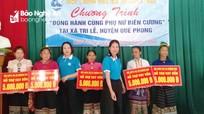Hoạt động từ thiện tại các địa phương