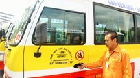 Từ hôm nay 6/10, xe buýt Đông Bắc khai thác trở lại tuyến Vinh - Yên Thành